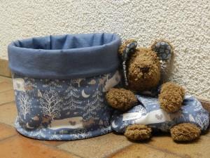 Utensilo und Kirschkern-Teddy